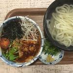 キムラ君つけ麺(キムチ&ラー油)