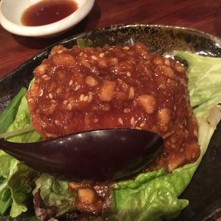 里芋のとろける塩コロッケ(キッチンどろまみれ (Kitchen Doromamire))