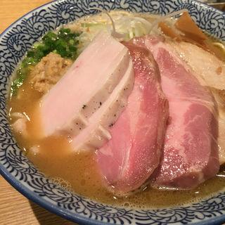特製魚介ラーメン(麺屋 一燈 (いっとう))