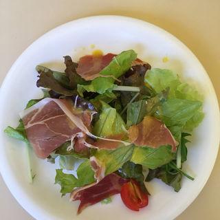 生ハムのサラダ(カフェ ショコラ 三条御幸町 (Cafe Chocolat))