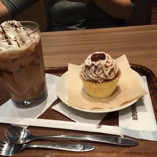 モンブラン (モスカフェ 烏丸六角店 (MOS CAFE))