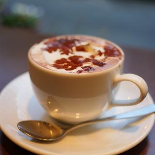 プレミアムココア(hono hono cafe (ホノ ホノ カフェ))