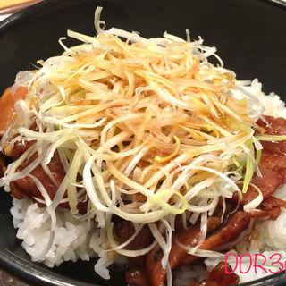 炭火豚丼(すき家 築地四丁目店 )