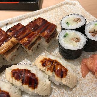穴子づくし(明石 菊水 明石駅前店 (あかしき くすい))