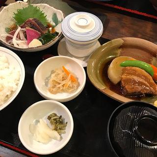 司定食(司 阪急三番街店 (つかさ))