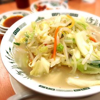 野菜たっぷりタンメン(日高屋 渋谷宮下公園前店 )