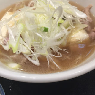 真鴨豆腐定食(一誠 )