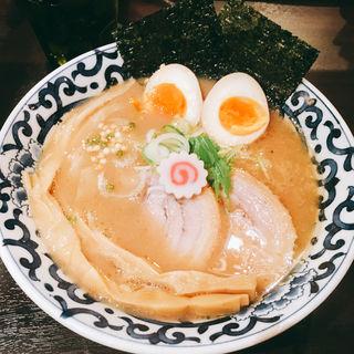 東京駅 らー麺(斑鳩)