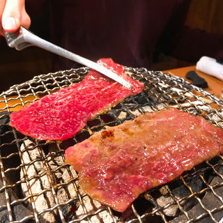すき焼き(中)(焼肉 金山商店 )