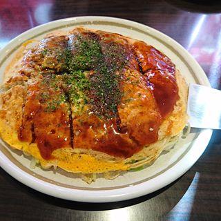 広島焼 (広島流お好み焼き)(八喜屋 (やきや))