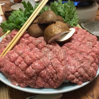 うずら鍋(ふじ芳 (ふじよし))