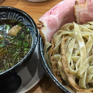 煮干しょうゆつけ麺(青二犀 (アオニサイ))