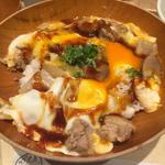 名古屋コーチン親子丼(酉しみず (トリシミズ))