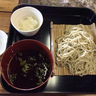 おろし蕎麦(花山の里 )