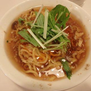 酢辣湯麺(長崎焼小龍包専門店 チャイデリカ (CHAIDELICA))