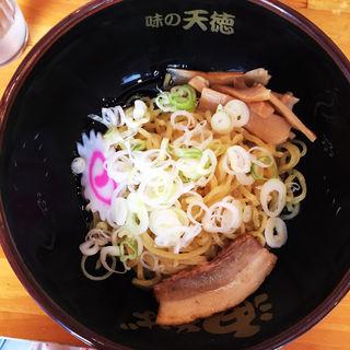 油そば(醤油)(天下一 立川店 )