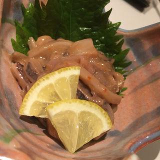 イカの塩辛(六ヶ城 (ろっかんじょう))