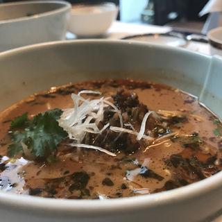 坦々麺(銀座アスター 新宿賓館  )