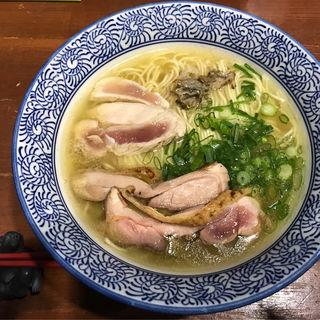レジェンド オブ 而今(麺や而今 (じこん))