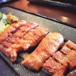 極厚芯タン定食(伊達の牛たん本舗 宮城インター店 )