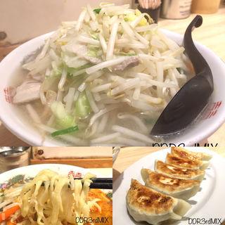 タンギョウセット(しゃきしゃき 錦糸町店 )