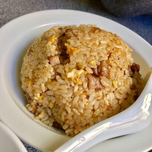 炒飯 味、パラパラ感、絶妙。 やっぱり喜楽に来たらこれは食べないかん。