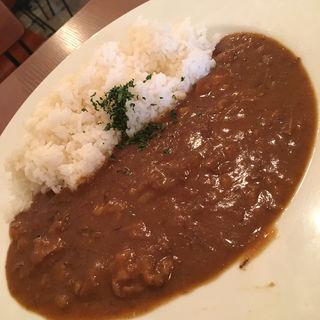 牛スネ煮込みカレー(ニクジュウハチ (Niku Jyu-Hachi))