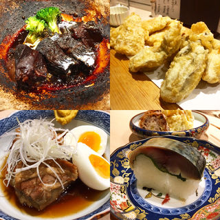 天ぷら(旬菜 いまり )