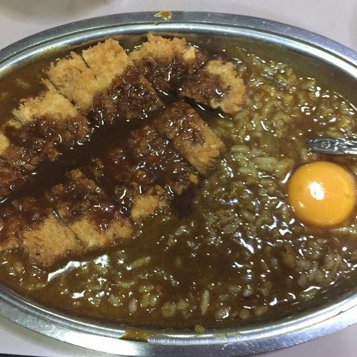 セイロンライスカツのせ たまに食べたくなる。 大阪のソウルフード