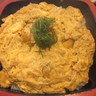 蒸し雲丹丼(お食事のデパート 喜代志)