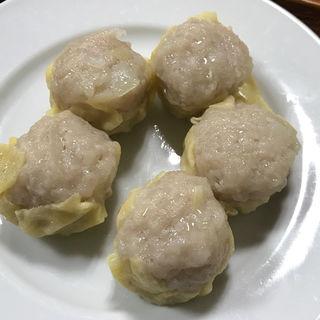しゅうまい(豚天定食)(一芳亭 船場店 (イッポウテイ))
