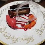 チョカポーネ(お皿盛りドルチェ)