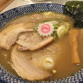 特製煮干し中華そば(麺 時田)