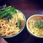 柚子塩つけ麺(じゃじゃ。 (ジャジャマル))
