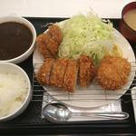 淡路町周辺で食べられる食べ応えのあるトンカツをご紹介!