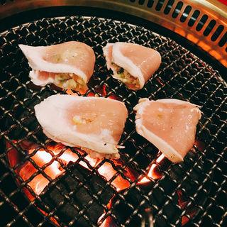葱焼き(鬼亭 (おにてい))