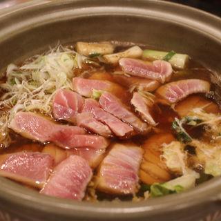 ねぎま鍋(三陸天海のろばた )