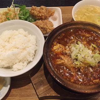 マーボーセット(チャイナキッチンまんち )