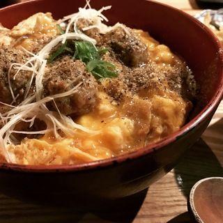 鶏×魚 親子丼(カッシーワ 茶屋町店 )