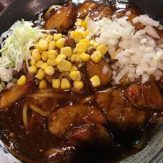 豚そば(冷やし)(俺の麺 豚と鳥 )