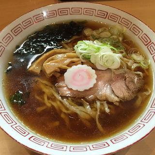 魚魂〜飛魚〜醤油(限定)(魂麺  (コンメン【旧魂麺 まつい】))