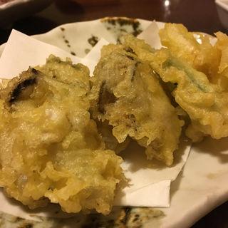 牡蠣天ぷら(和彩酒処 伊織 )