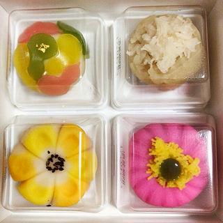 上生菓子(森八 本店 )