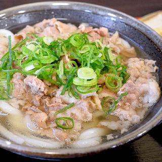 肉うどん(こがね製麺所 高松春日店 )
