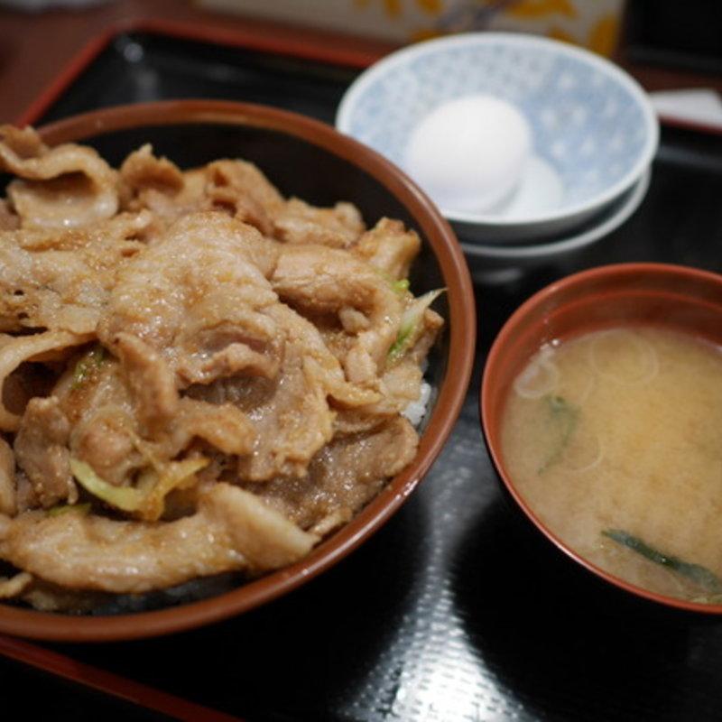 スタミナ丼 メガ盛り