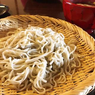 鴨なんばん蕎麦(かね井 (かねい))