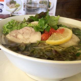 鶏肉と野菜のフォー(アジア屋台FO (フォー))