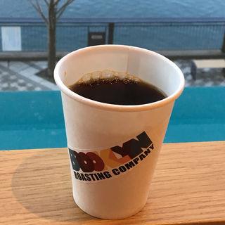 本日のドリップコーヒー  Mサイズ(Brooklyn Roasting Company HARUMI)