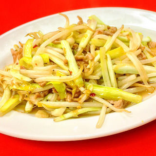 白ニラ炒め(味仙 名駅店 (ミセン))