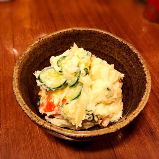 ポテトサラダ(栃木屋 )